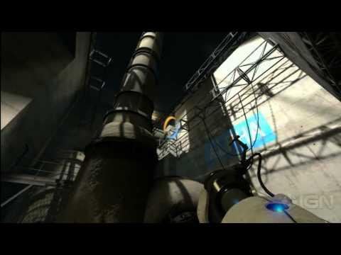 Portal 2 Walkthrough: Chapter 6 The Fall (Part 1) - UCKy1dAqELo0zrOtPkf0eTMw