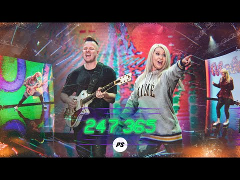 247 365  Over It All  Planetshakers Official Music Video