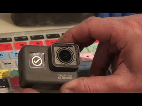 Tutorial actualizar GoPro Hero5 Black