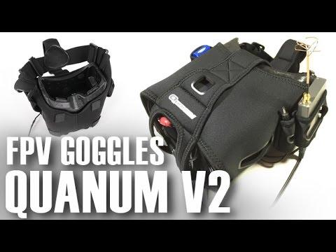 Hobby King Quanum V2 DIY FPV Goggle - Part 1 - UCOT48Yf56XBpT5WitpnFVrQ