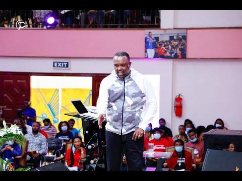 What Time Is It? - Bishop Allan Kiuna  JCC Parklands Live - 28th Feb 2021.