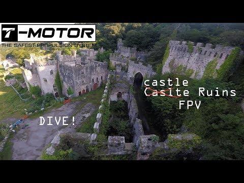 HPI GUY | I got a new sponsor - maiden flight at the castle - UCx-N0_88kHd-Ht_E5eRZ2YQ