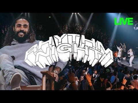 November Rhythm Night Live