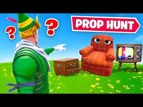 *NEW* PROP HUNT Gamemode In Fortnite (OFFICIAL) - UCh7EqOZt7EvO2osuKbIlpGg