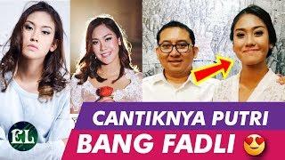Beginilah Kelakuan Shafa Sabila Si Putri Sulung Fadli Zon