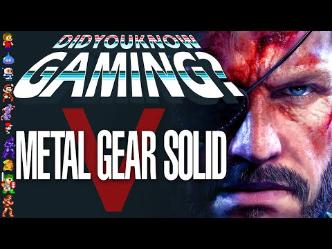 Metal Gear Solid 5 - Did You Know Gaming? Feat. Caddicarus - UCyS4xQE6DK4_p3qXQwJQAyA