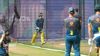 Langer updates on Maxwell, Marsh 'friendly fire' injuries