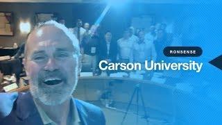 Ronsense: Carson University