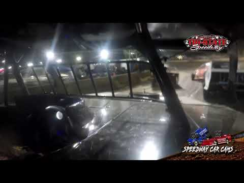 #54 Shawn Whitman - Usra B-Mod - 10-24-2020 Tri-State Speedway - In Car Camera - dirt track racing video image