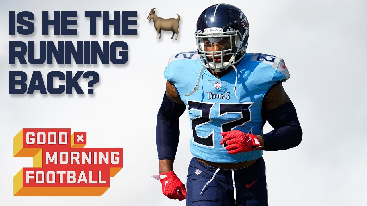 Is Derrick Henry One of the BEST RBs Ever?