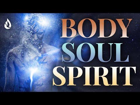 Body, Soul, Spirit SIMPLY Explained