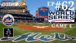 OOTP20 - New York Mets Ep62: A Chance to Sweep World Series - Out of the Park Baseball 20 Let's Play