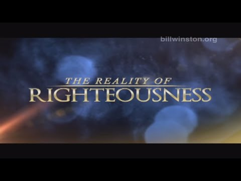 Walking in Righteousness -