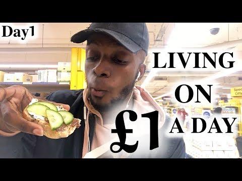 London Hacks - Living on £1 a Day | #1 - UChSr5-8JrD57t_qTxVK0kZg