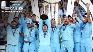 England crowned world champions | Daily Cricket News