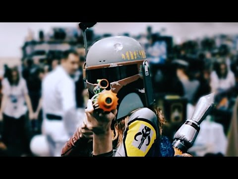 43 Boba Fetts In 90 Seconds - Star Wars Celebration - UCKy1dAqELo0zrOtPkf0eTMw