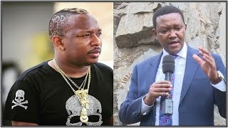 Dr. Alfred Mutua decried neglect of Tom Mboya and Dedan Kimathi statues by Mike Sonko