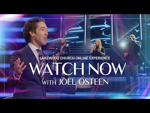 Lakewood Church   Joel Osteen  Saturday Service 7pm