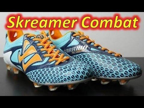 Warrior Skreamer Combat - Unboxing + On Feet - UCUU3lMXc6iDrQw4eZen8COQ