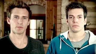 Markus Salcher und Matthias Mayer