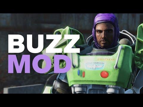 Fallout 4: Buzz Lightyear Power Armor Mod - IGN Plays - UCKy1dAqELo0zrOtPkf0eTMw