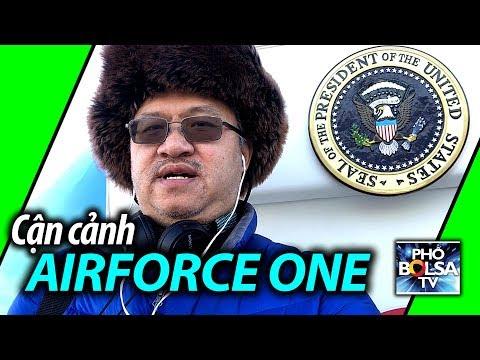 Cận cảnh Đệ nhất Phi cơ Airforce One dành riêng cho Tổng thống Mỹ