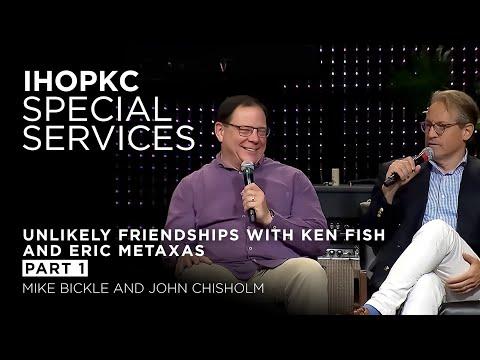 Special Weekend ServicesSunday Part 1  IHOPKC & Friends