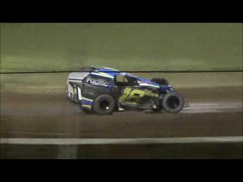 2021 Modlites NSW Title - A-Main - Grafton Speedway - 22.05.21 - dirt track racing video image