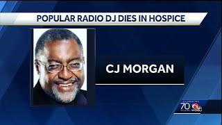 Popular New Orleans radio host CJ Morgan dies in hospice care