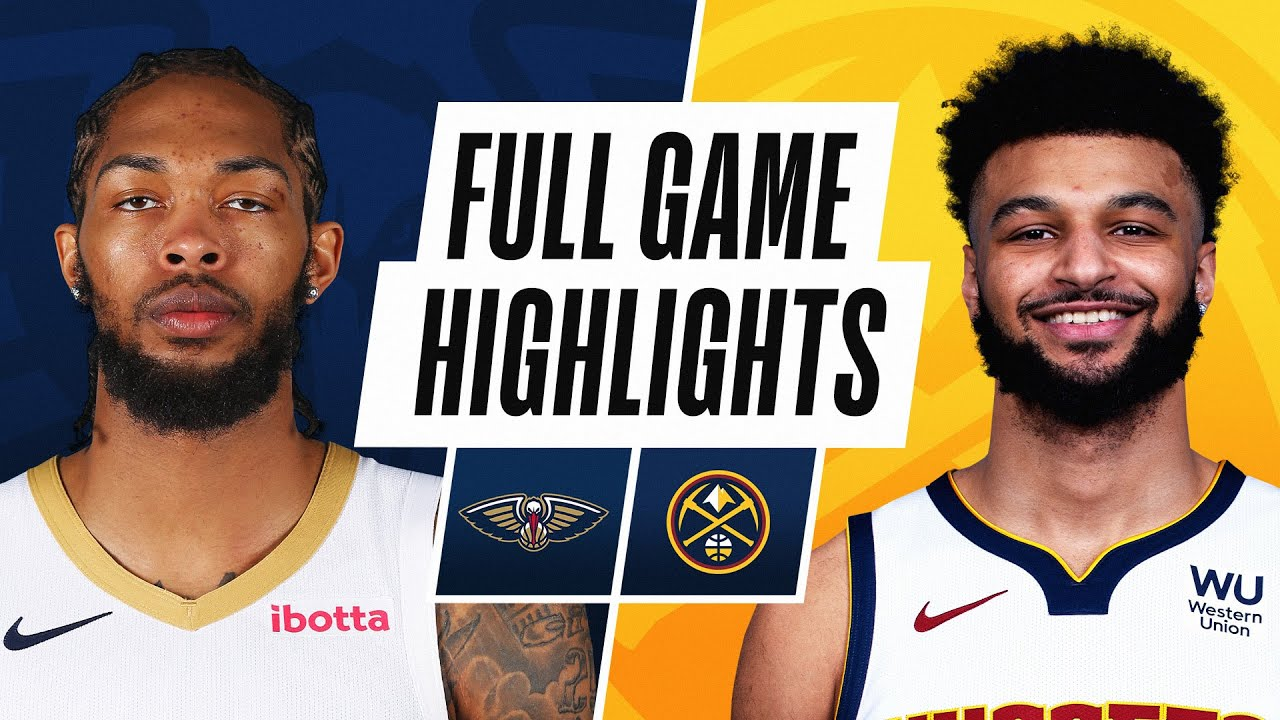 PELICANS at NUGGETS | FULL GAME HIGHLIGHTS | March 21, 2021