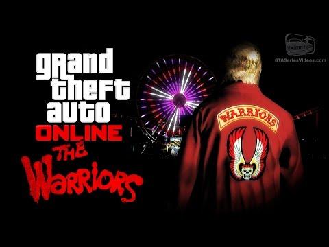 GTA Online - The Warriors - UCuWcjpKbIDAbZfHoru1toFg