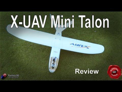 RC Reviews: X-UAV Mini Talon V Tail Plane - UCp1vASX-fg959vRc1xowqpw