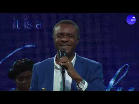 NATHANIEL BASSEY MINISTRATION  RCCG HOLY GHOST CONVENTION 2020 - DAY 6