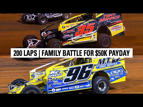 Speed Showcase at Port Royal Speedway Day No.3 - dirt track racing video image