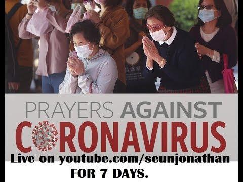 24/7 Spiritual war against~CoronaVirus (DAY 5)  SUBSCRIBE