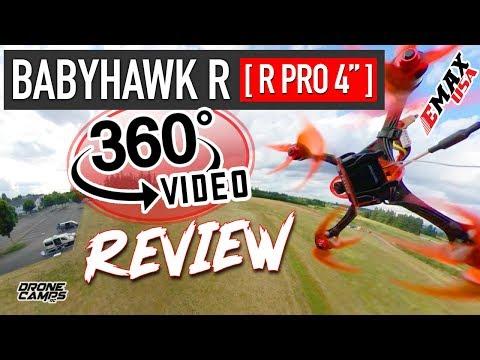 "6S BABYHAWK! - EMAX BABYHAWK R PRO 4"" Quad - REVIEW + 360º FLIGHTS - UCwojJxGQ0SNeVV09mKlnonA"