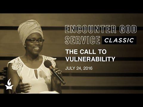 The Call to Vulnerability  EGS Classic  Naomi Thomas
