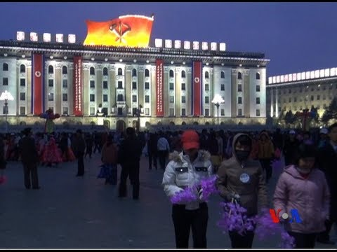 Bức tranh sáng-tối ở Bắc Triều Tiên