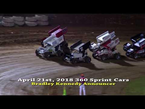 15th Al Hinds Memorial - dirt track racing video image