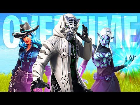 Fortnite OVERTIME CHALLENGES Season 8! (Fortnite Battle Royale) - UC2wKfjlioOCLP4xQMOWNcgg