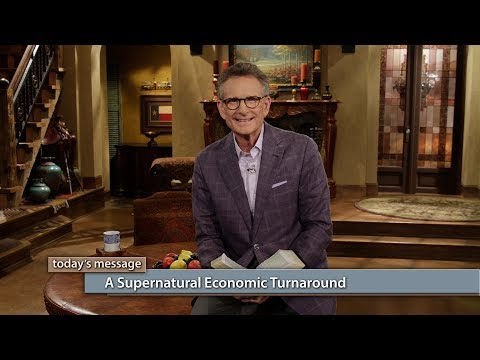 A Supernatural Economic Turnaround