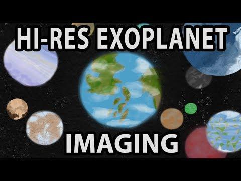Imaging Exoplanets with the Solar Gravitational Lens - UChsaAs0RqPI5YzRLMsCxO9Q
