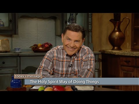 The Holy Spirit Way of Doing Things (Previously Aired)