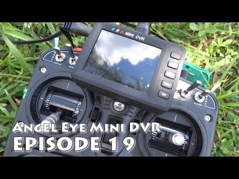 Angel Eye Mini DVR KS-650M RC FPV Review with Devo 10, Fatshark goggle - UCq1QLidnlnY4qR1vIjwQjBw