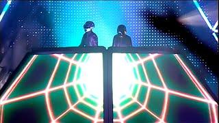 Alive 2007 1080p 50p: One More Time, Aerodynamic , Da Funk, Daftendirekt