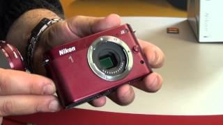 Nikon 1 J2 tělo