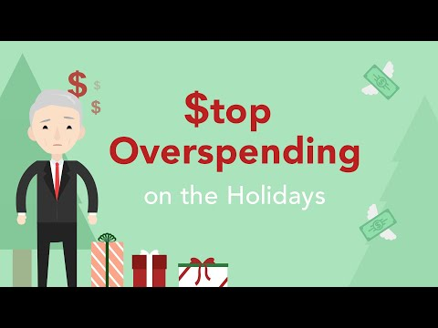 [3 Holiday Hacks] to Stop Overspending  Brian Tracy