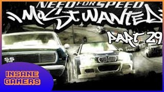 SPEED = ESCAPING POLICE - Need For Speed: Most Wanted 2005 (Xbox 360) - Part 29