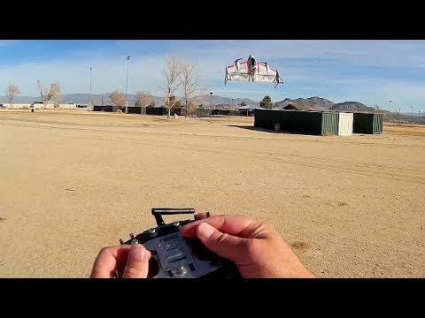 Eachine E500 Mirage VTOL RC Airplane Vertical Flight - UC90A4JdsSoFm1Okfu0DHTuQ