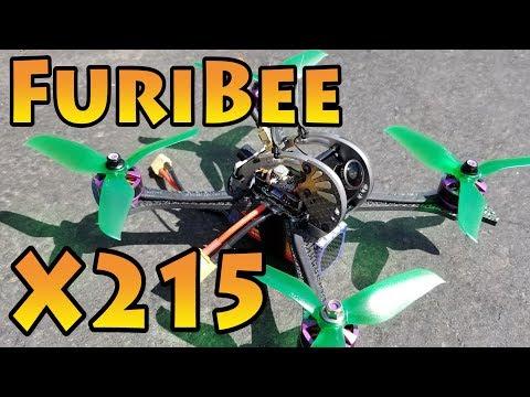 FuriBee X215 Pro Racing Drone Review 😀🏁 - UCnJyFn_66GMfAbz1AW9MqbQ